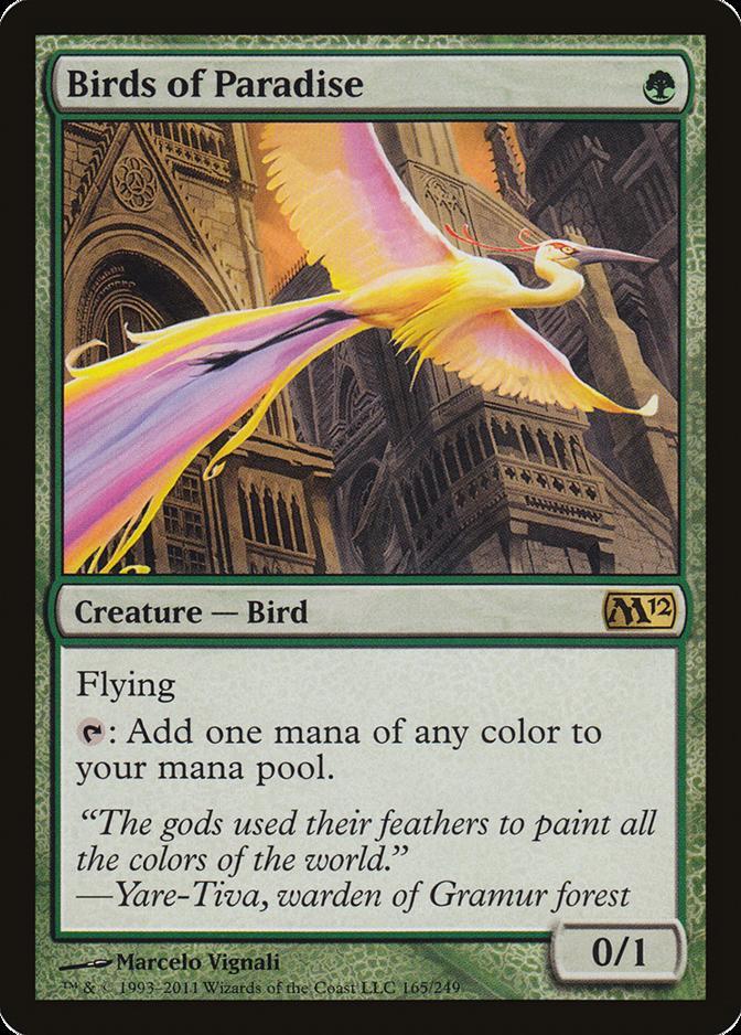 Birds of Paradise [M12]