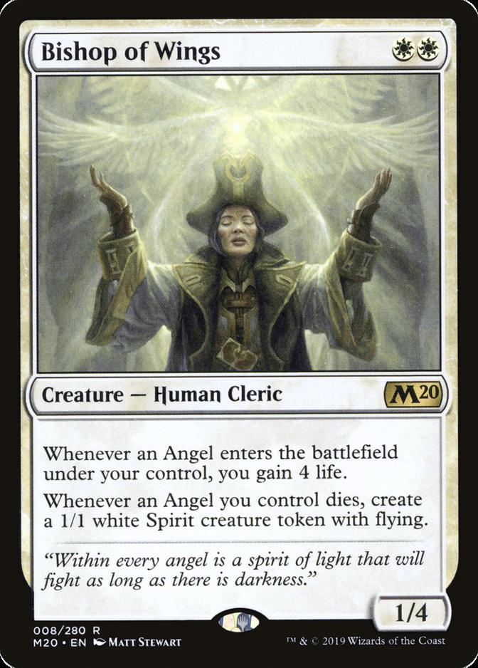 Bishop of Wings [M20]