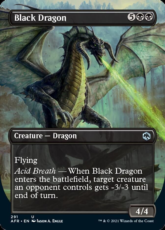 Black Dragon <borderless> [AFR]