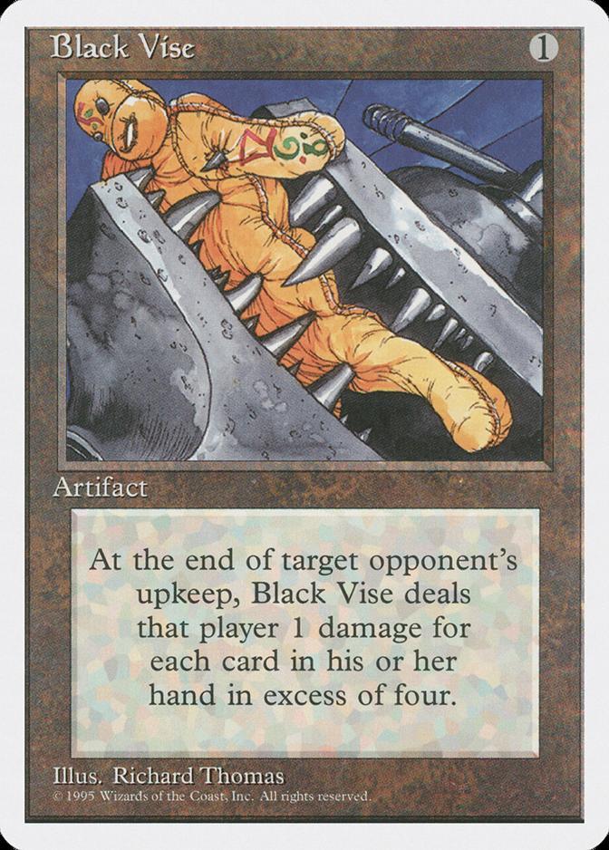 Black Vise [4ED]