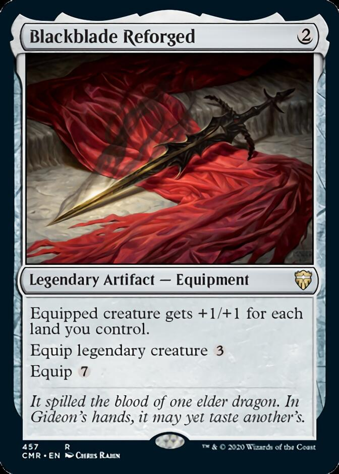 Blackblade Reforged [CMR]