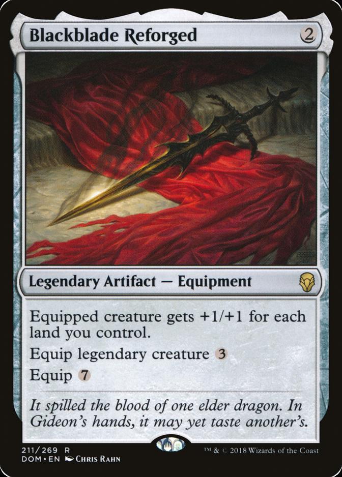 Blackblade Reforged [DOM]