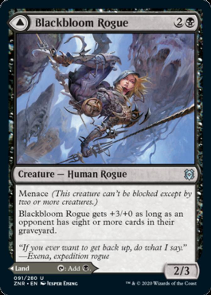 Blackbloom Rogue [ZNR]