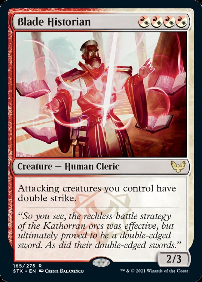 Blade Historian [STX]