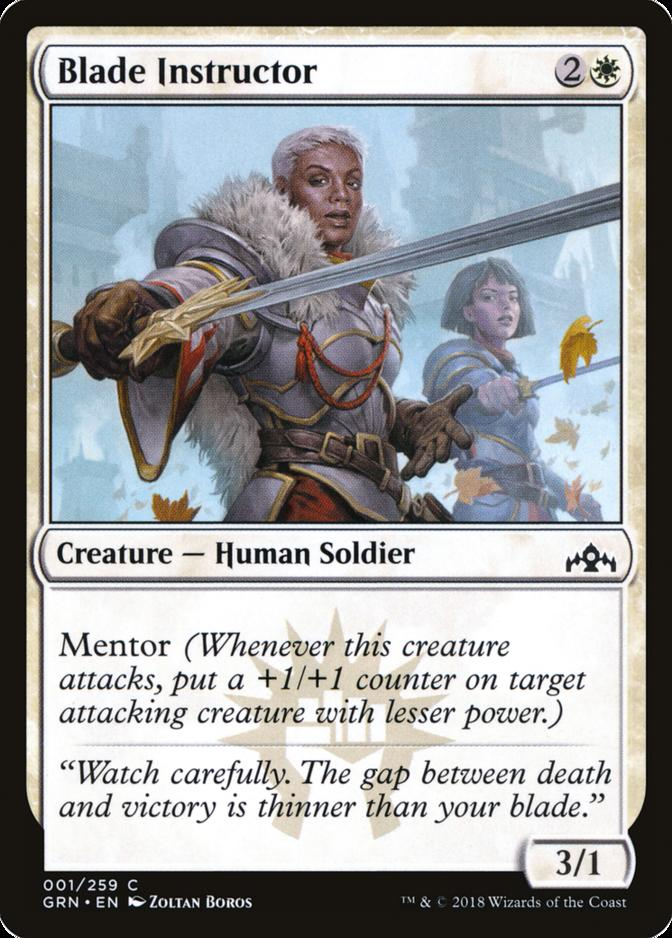 Blade Instructor [GRN]
