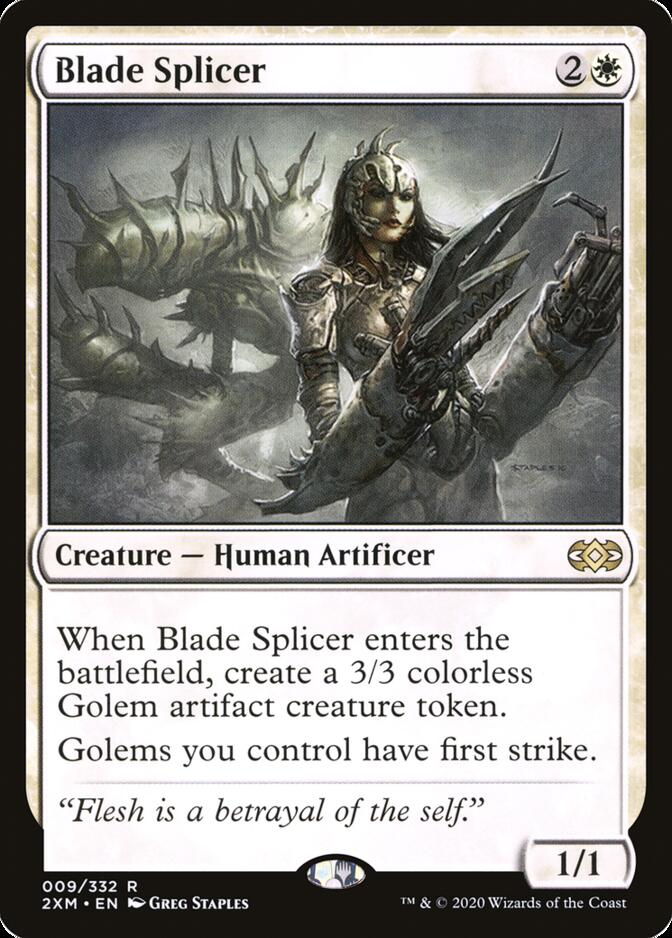 Blade Splicer [2XM]