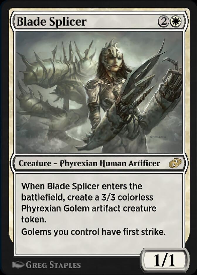Blade Splicer [J21]