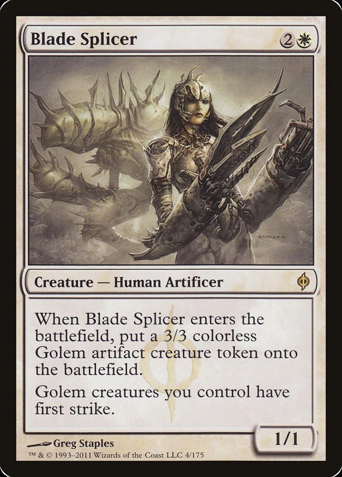 Blade Splicer [NPH]