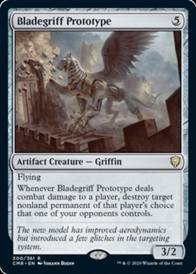 Bladegriff Prototype [CMR]