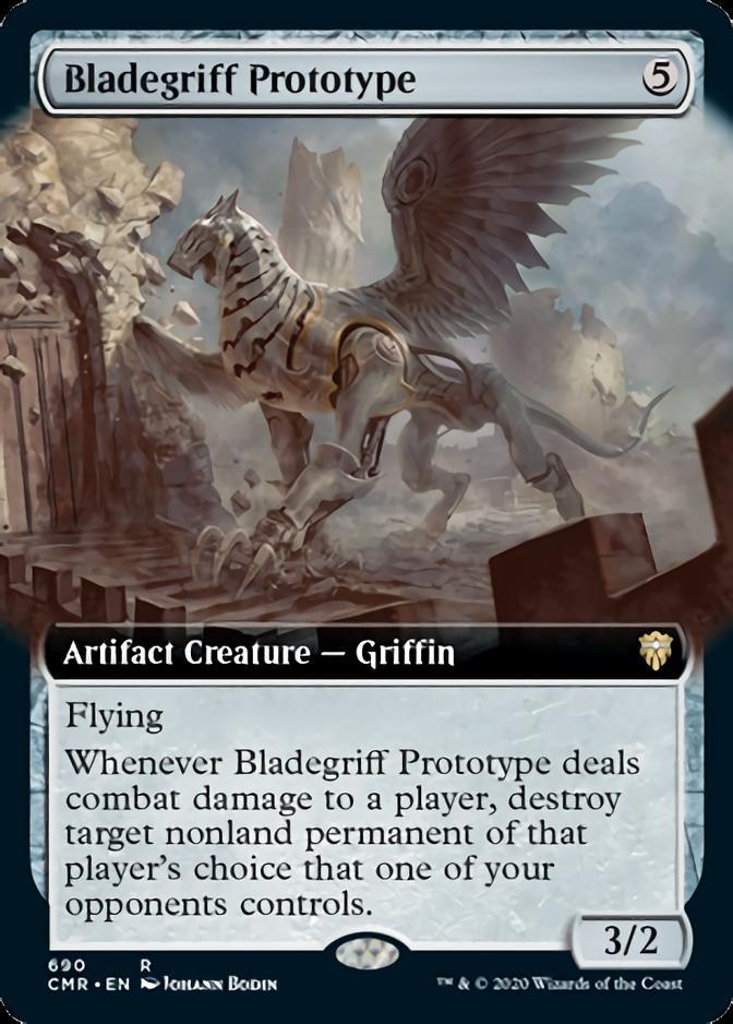 Bladegriff Prototype [PCMR]