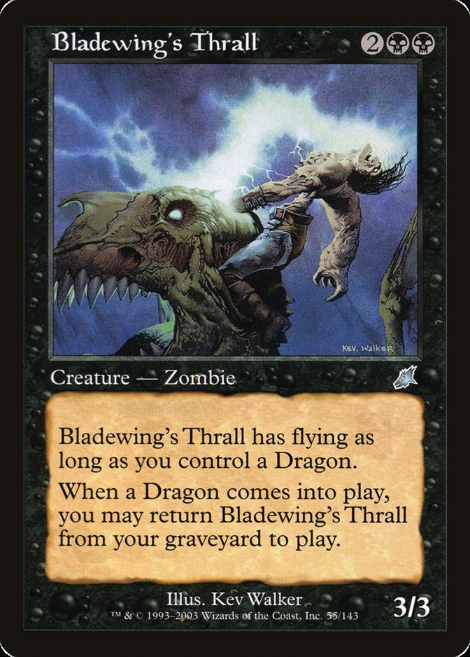 Bladewing's Thrall [SCG]