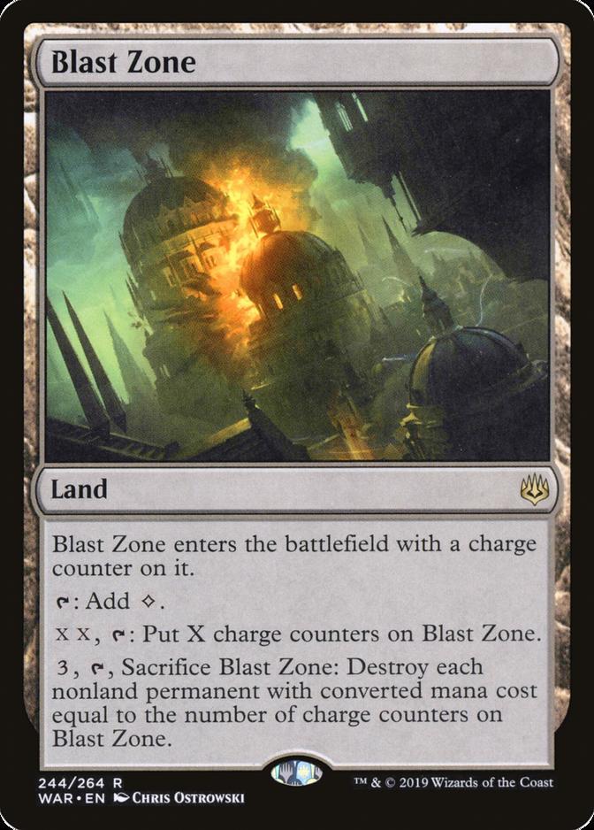 Blast Zone [WAR]