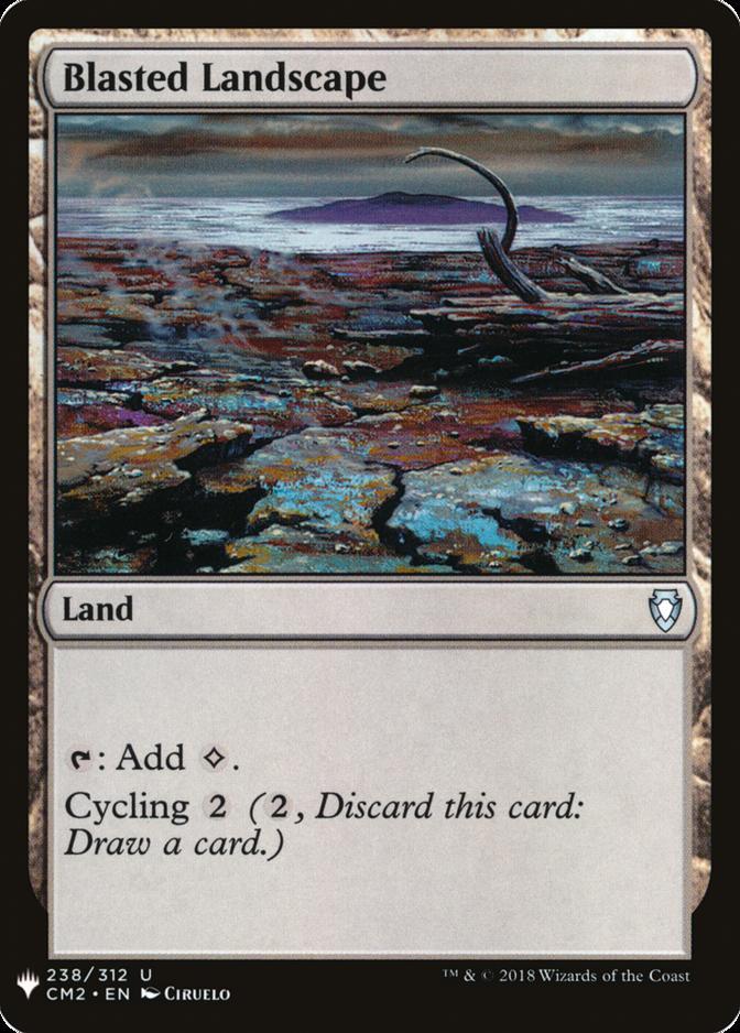 Blasted Landscape [MB1]