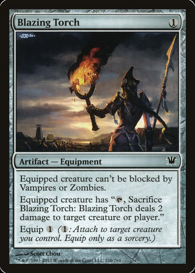 Blazing Torch [ISD]
