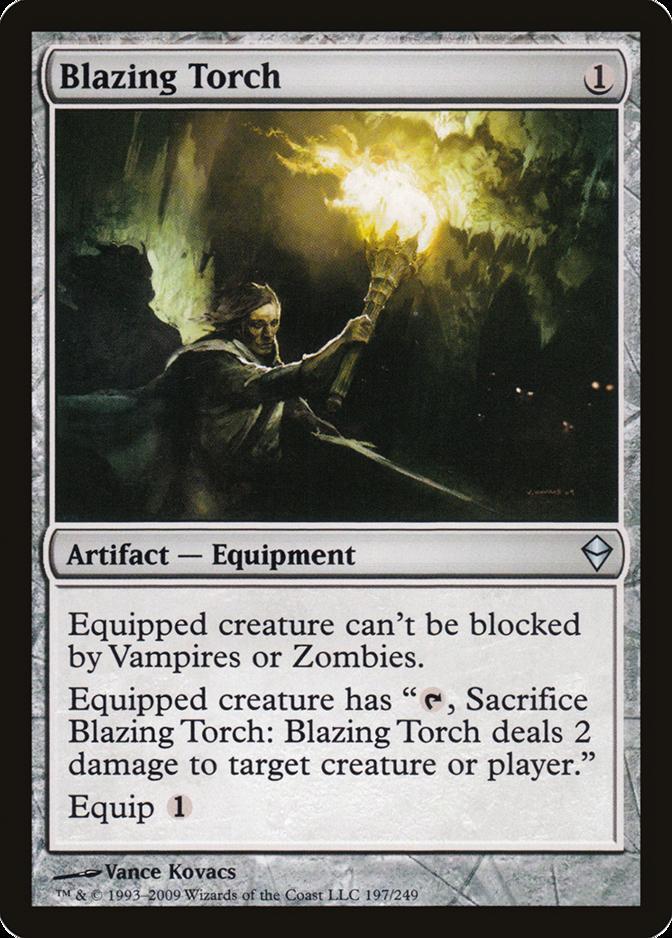 Blazing Torch [ZEN]
