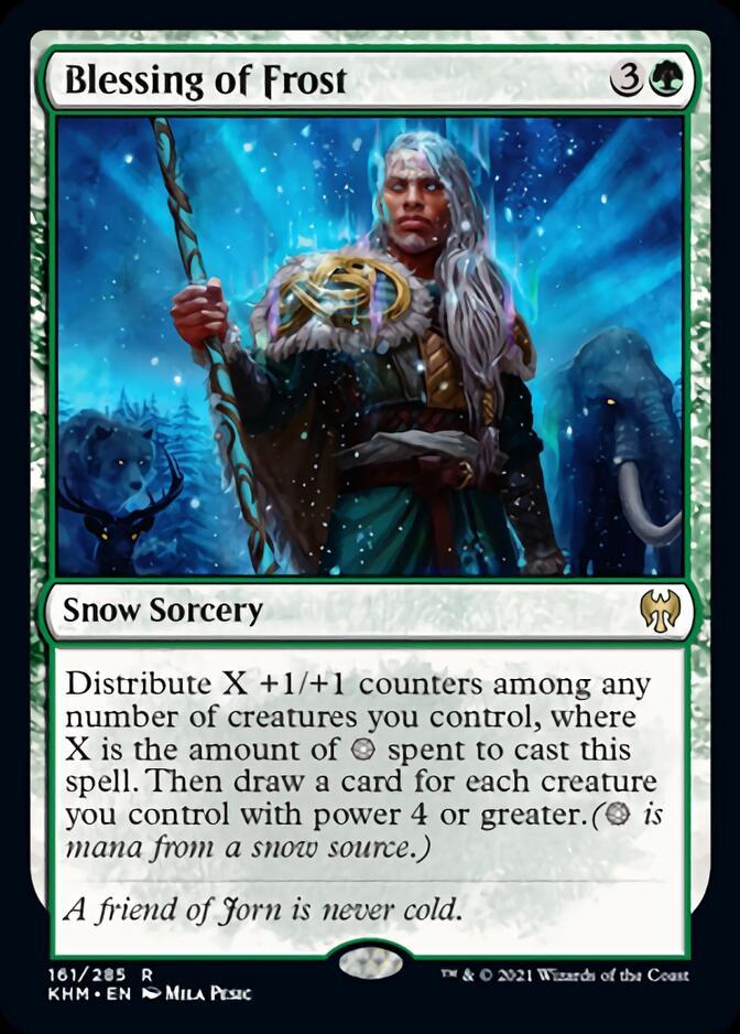 Blessing of Frost [KHM]