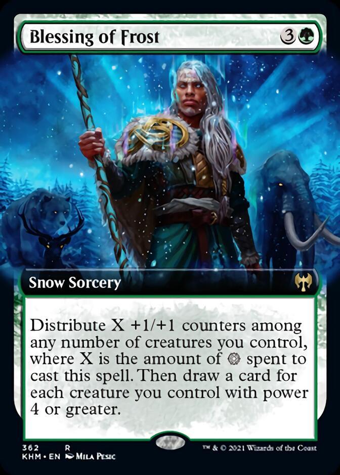 Blessing of Frost <extended> [KHM]