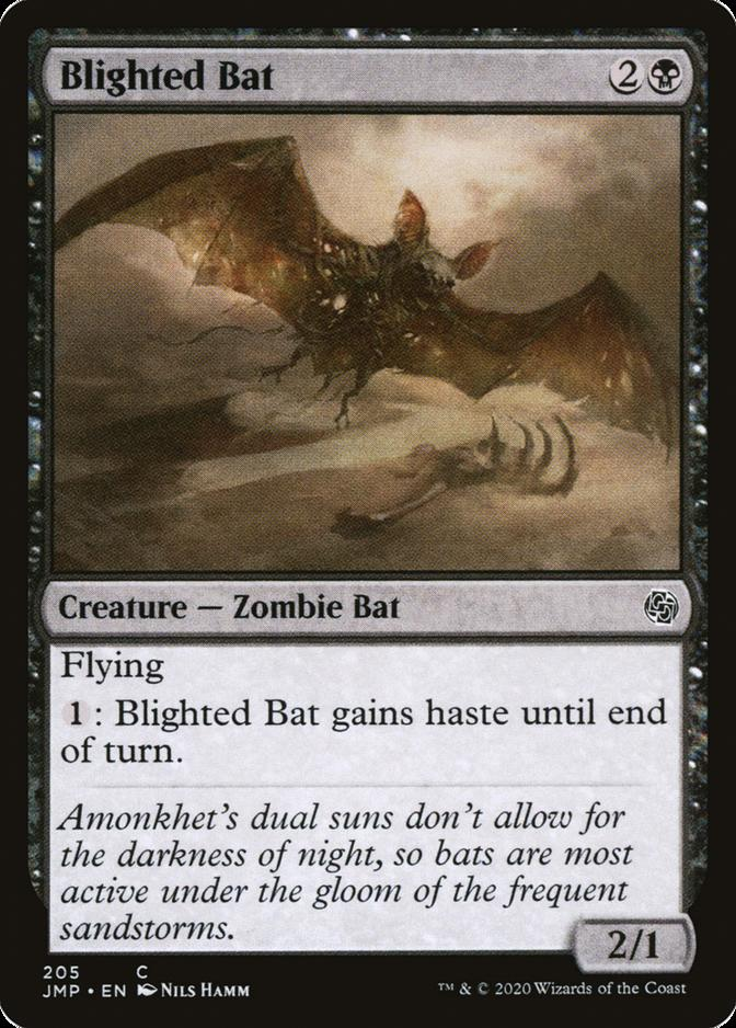 Blighted Bat [JMP]