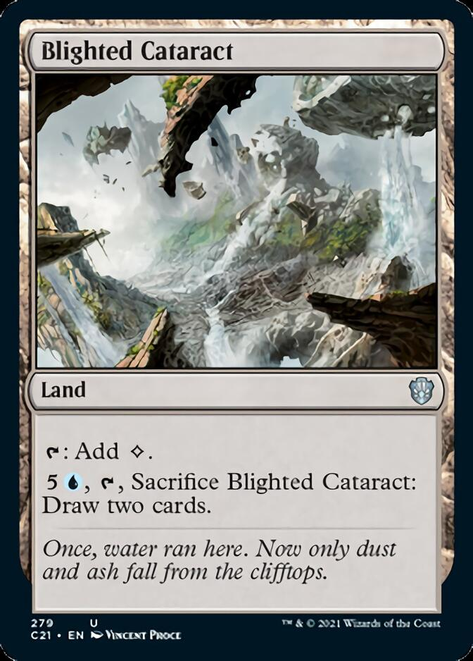 Blighted Cataract [C21]