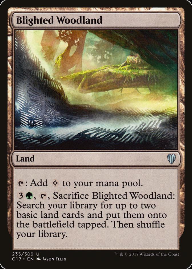 Blighted Woodland [C17]