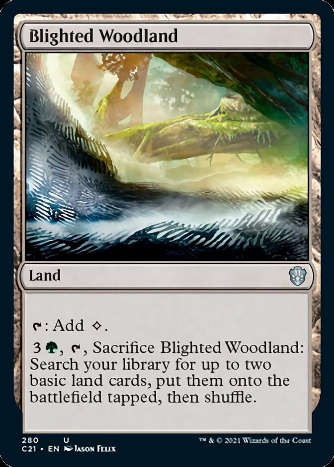 Blighted Woodland [C21]