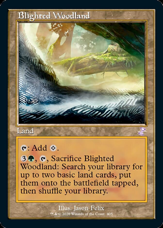 Blighted Woodland <timeshifted> [TSR]