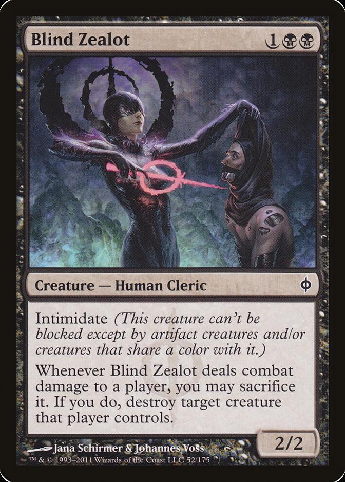 Blind Zealot [NPH]