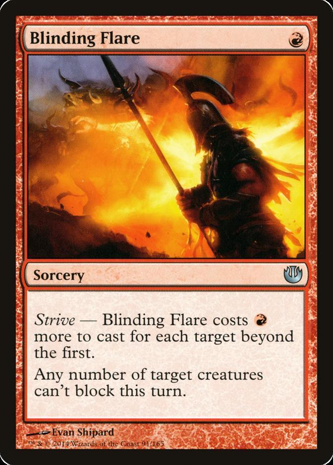 Blinding Flare [JOU] (F)