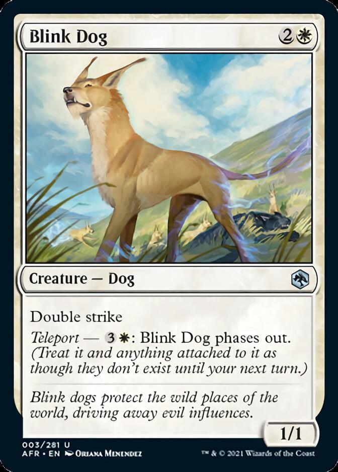 Blink Dog [AFR]