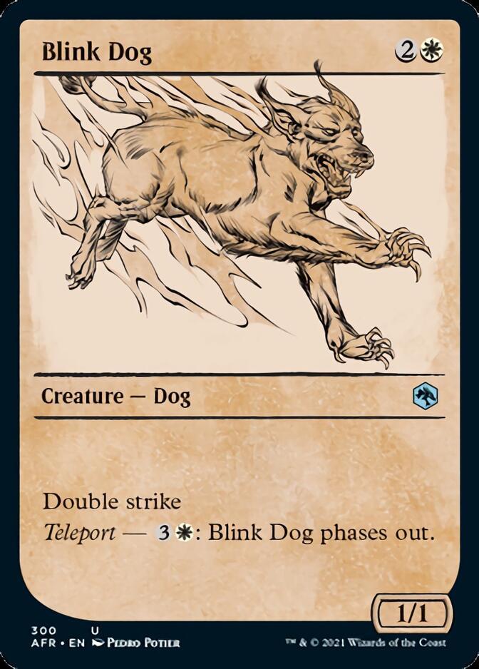 Blink Dog <showcase> [AFR]