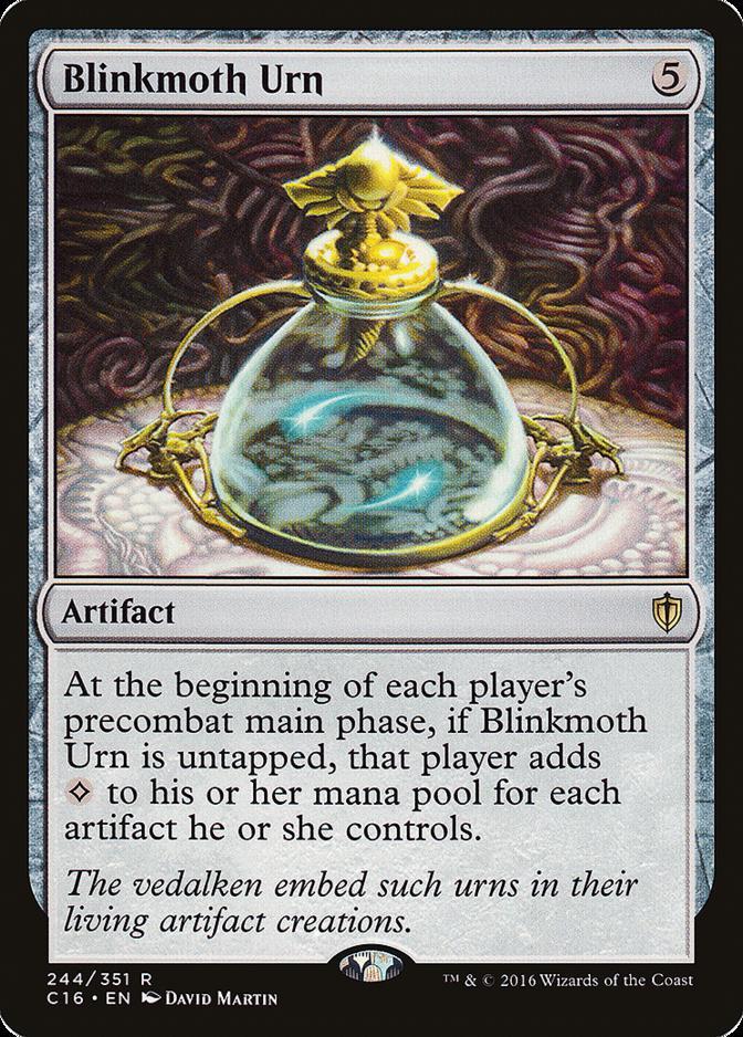 Blinkmoth Urn [C16]