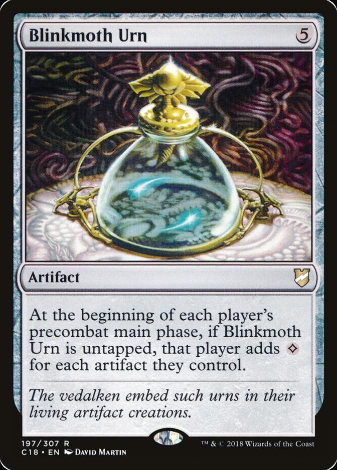 Blinkmoth Urn [C18]