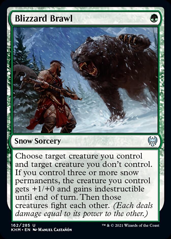 Blizzard Brawl [KHM]