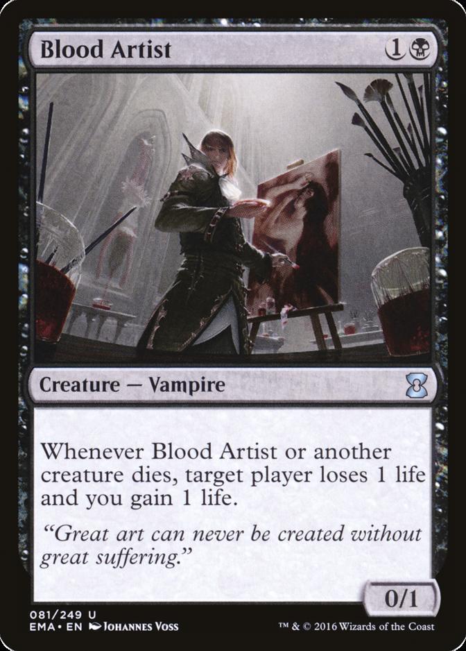 Blood Artist [EMA]