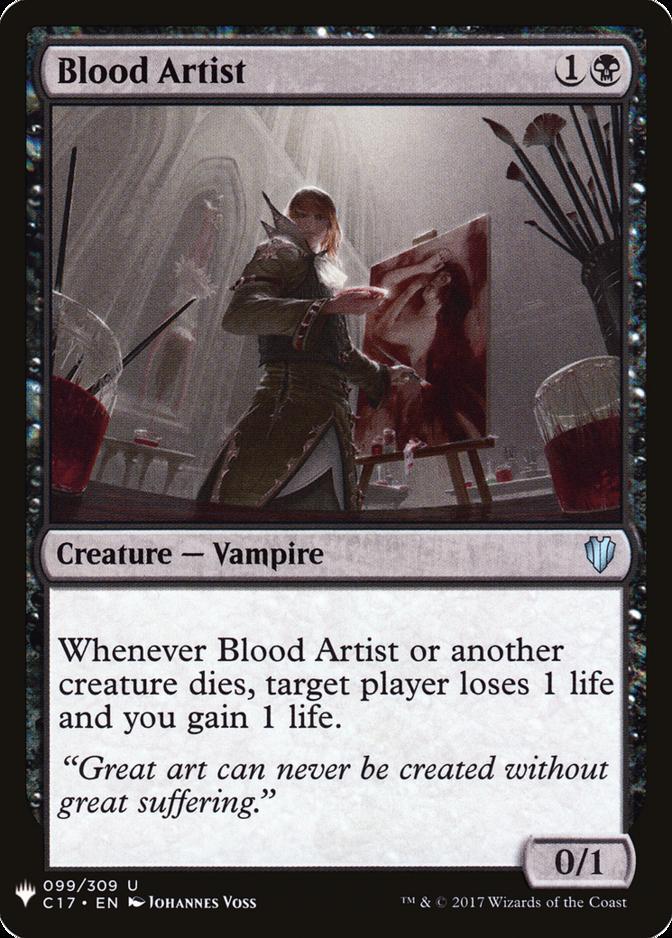 Blood Artist [MB1]