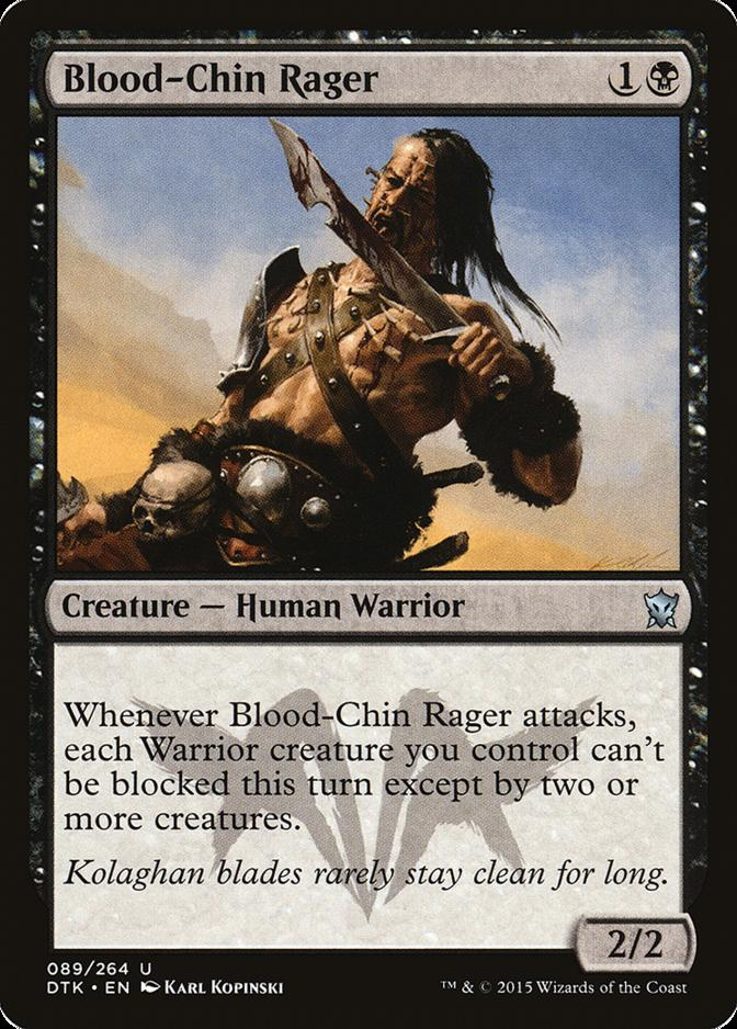 Blood-Chin Rager [DTK]