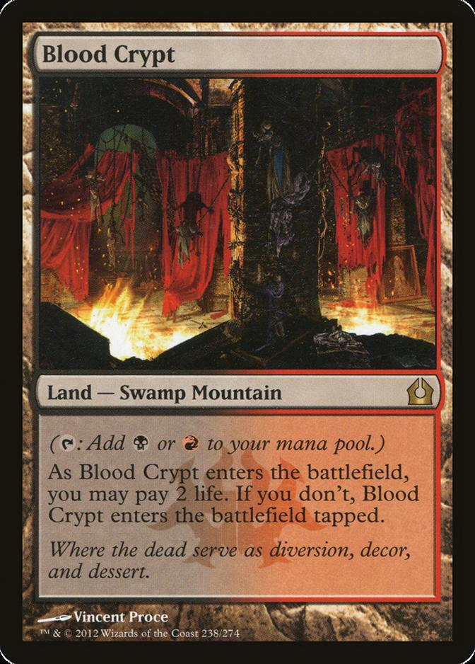 Blood Crypt [RTR]