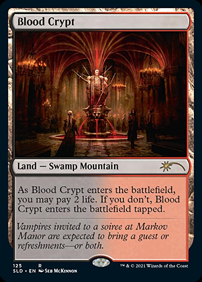 Blood Crypt [SLD]