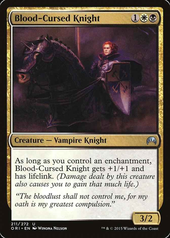 Blood-Cursed Knight [ORI]