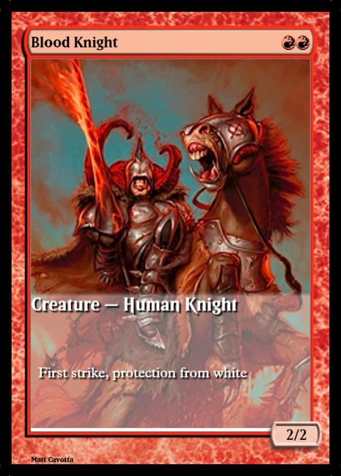 Blood Knight [PRM] (F)