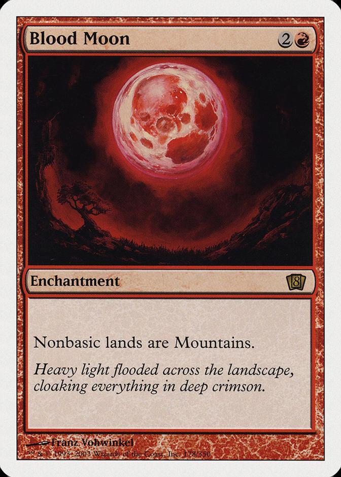 Blood Moon [8ED] (F)