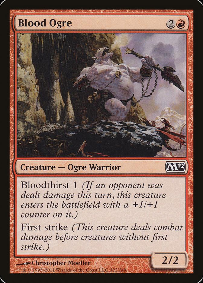 Blood Ogre [M12]
