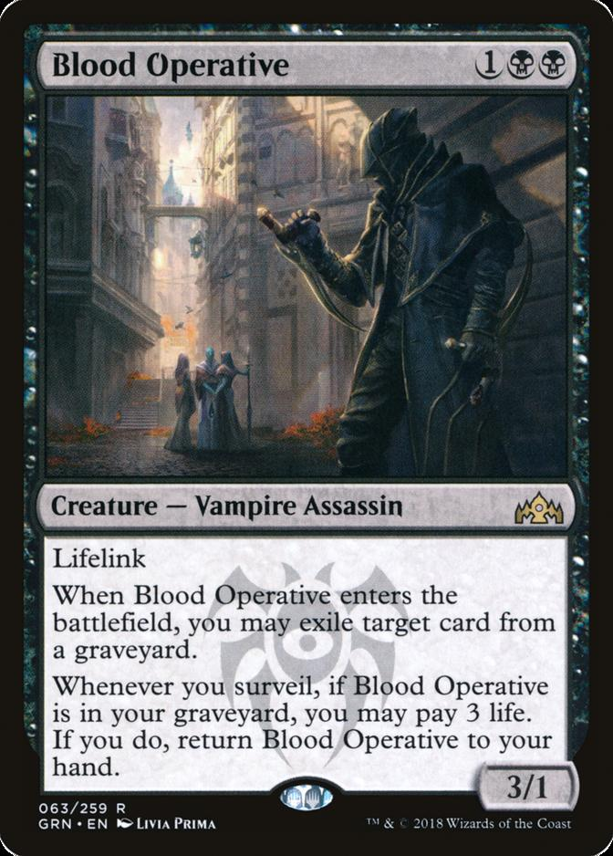 Blood Operative [GRN]