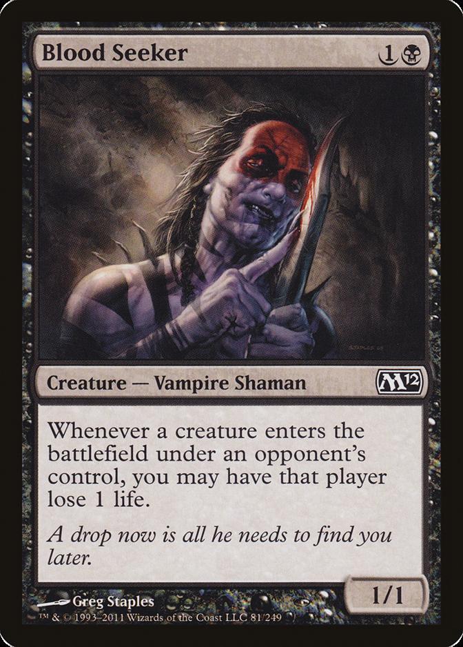 Blood Seeker [M12] (F)