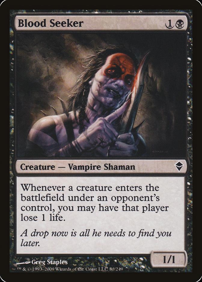 Blood Seeker [ZEN] (F)