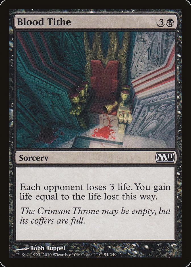 Blood Tithe [M11]