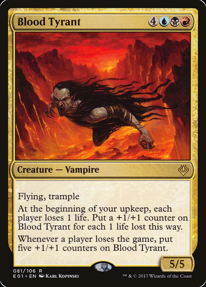 Blood Tyrant [E01]