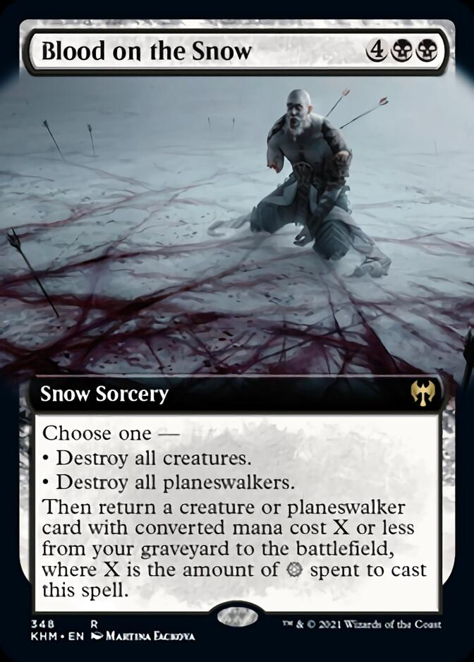Blood on the Snow <extended> [KHM]