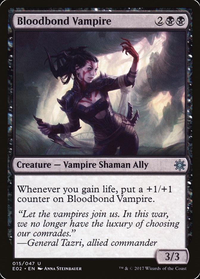 Bloodbond Vampire [E02]
