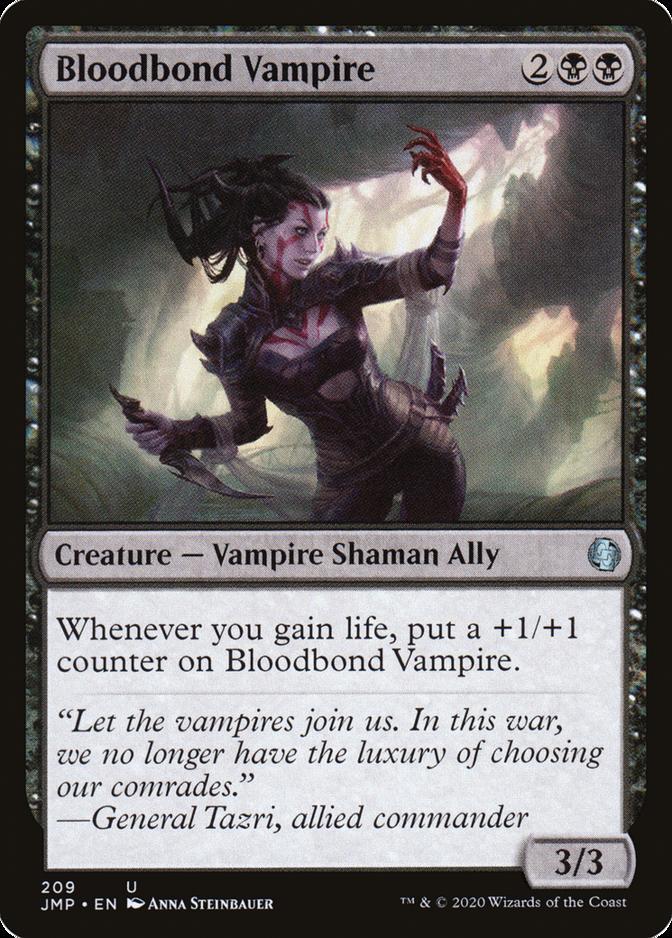 Bloodbond Vampire [JMP]